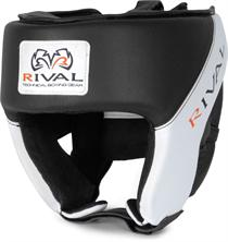Rival Usa Boxing Competition Headgear Open Face